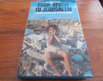 hbdj1989 1st ed from Beirut to Jerusalem Dr swee chaiang