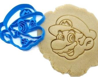 Mario  Cookie Cutter