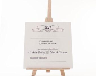 WEDDINGS | RSVP