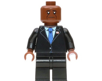 Barack Obama - Custom Minifigure