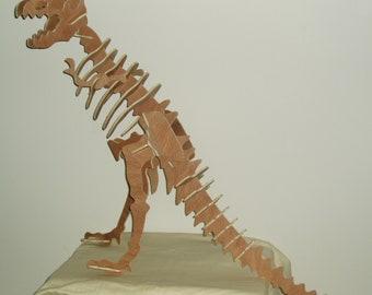 Tyrannosaurus (T-Rex) A 3-D Dinosaur  Model (809)