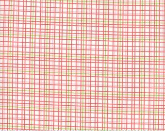 Flower Mill Daisy Plaid Yardage  SKU# 29037-13  Flower Mill by Corey Yoder for Moda Fabrics