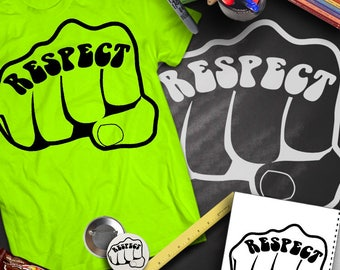 Respect Fist Tshirt
