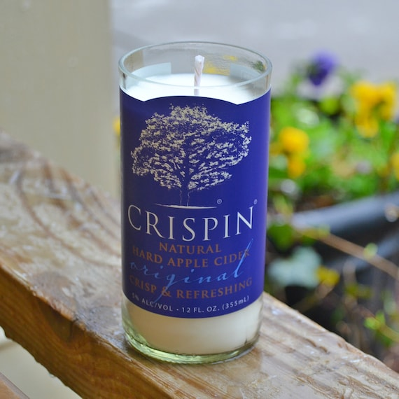 Crispin Hard Apple Cider candle