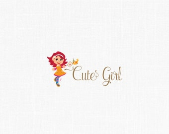 cute logo design etsy