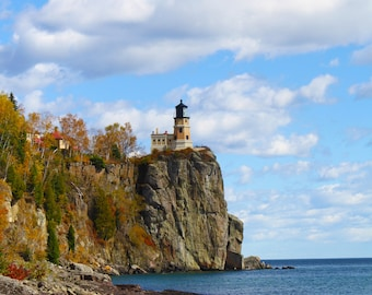 Split Rock Lighthouse Print
