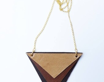 GeoMetrix: Modus necklace 3 colors