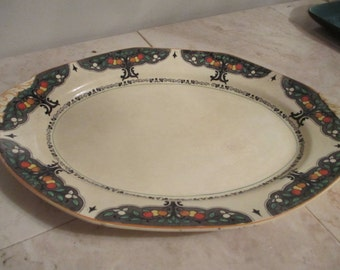 Bakewell Bros. Platter
