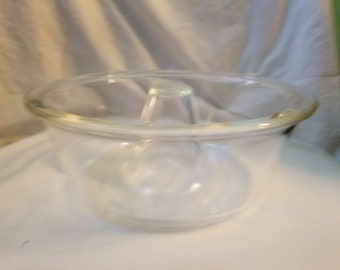 Vintage Glasbake 352 bundt pan