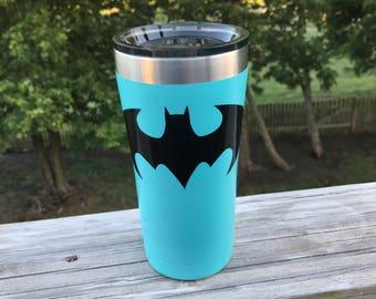 Batman Themed Tumbler
