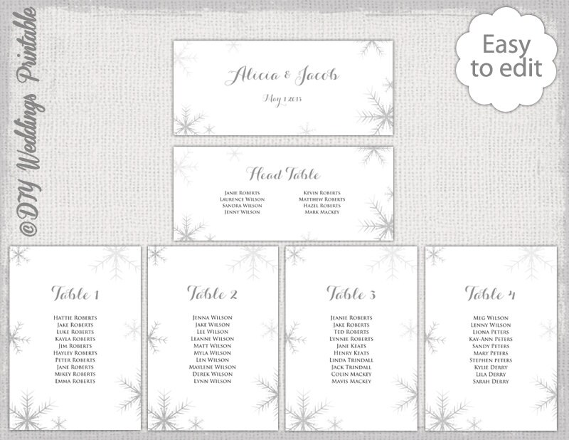 Wedding Seating Charts Templates - Resume Ideas - namanasa.com