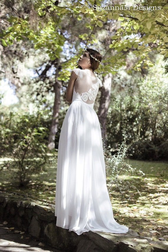 Wedding Dress Long Dress Wedding Wedding Boho Sleeve White Wedding Wedding Dress Dress Lace Wedding Simple Vintage Wedding Dress Dress 6HZ6axwIq