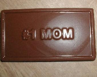 Card #1 Mom Chocolate Mold