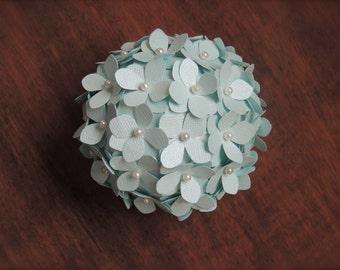 Mint Green Hydrangea Flower Ball