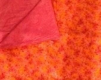 Handmade Baby Quilt 100 Percent Cotton