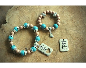 Mother daughter Bracelet