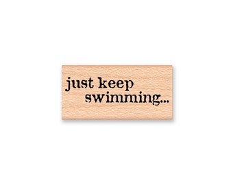 just keep swimming~Rubber Stamp~Swim~Fish~thinking of you~Sailing~Ocean Sea Nautical~Lake~Beach~Pool Party~Summer~Love Water (35-51)