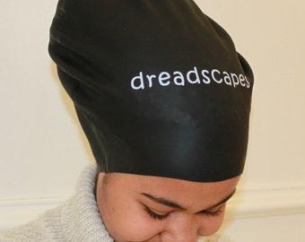 2 Medium Dreadlock swimming cap Dread swim cap Braids, long hair and afro swimcap - dry dreads - bathing cap FREE SHIPPING - locs swimcap