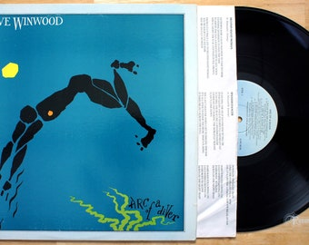 Steve Winwood - Arc of a Diver (1980) Vinyl LP  While You See A Chance