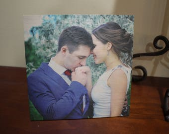 Custom Photo Wood Print - Your Photo Printed On Wood -Gift for him -Gift for her