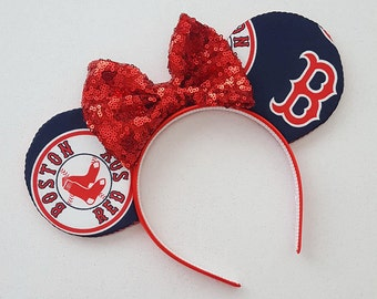 Boston Red Sox Mouse Ears