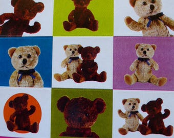 stickers small Cubs for gift decoration or scrapbooking