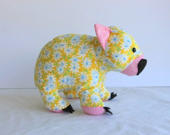 Wombat Stuffed Toy