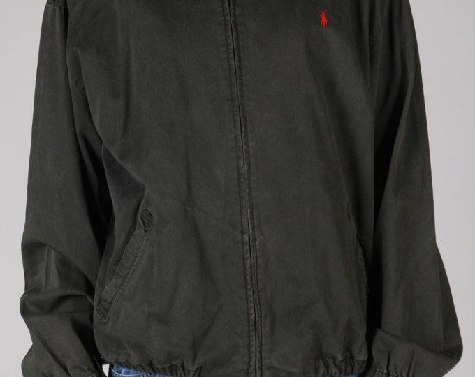 Dark Green Ralph Lauren Jacket