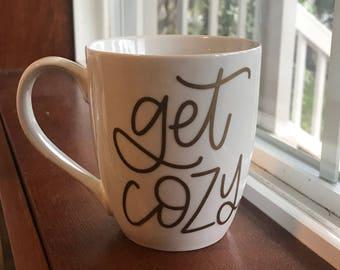 Get Cozy Mug