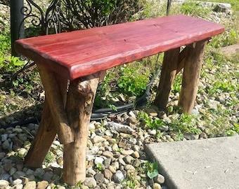 com trw woodworks handmade amazon dp cedar bench driftwood