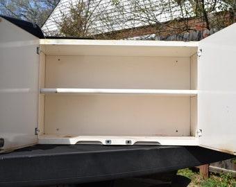 Perfect BEAUTYCRAFT All Metal Vintage Retro Kitchen Cabinet
