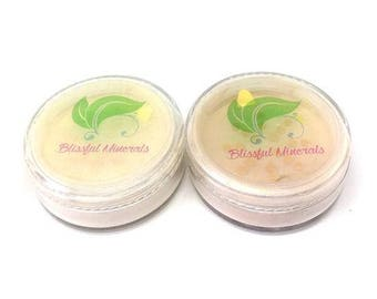 Finishing Powder - Face Powder - Vegan Mineral Face Powder - Cruelty Free Makeup - Vegan Mineral Makeup - Mineral Make Up