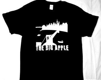 NY t shirt. The Big Apple.