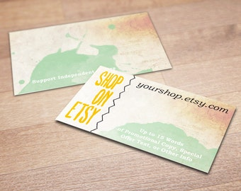 100 custom business cards for promoting your etsy shop 100 custom business cards for promoting your etsy shop in stitches personalized calling cards colourmoves