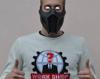 Noob Saibot Mask (MK9)
