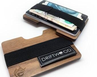 Driftwood Wallet