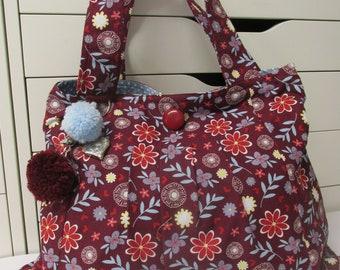 Beautiful handbag as good on the inside as the outside