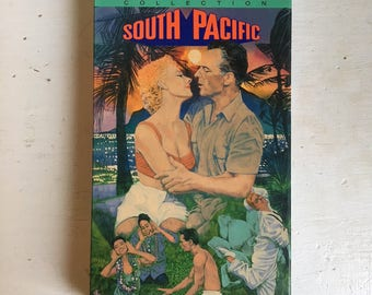 South Pacific VHS