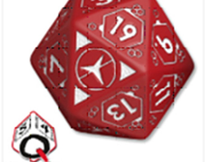 Infinity RPG Dice Set - Nomad BOX (7 Unique Dice) - 050494 - Modiphius Entertainment