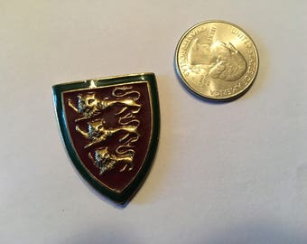 Medieval Shield Needle Minder