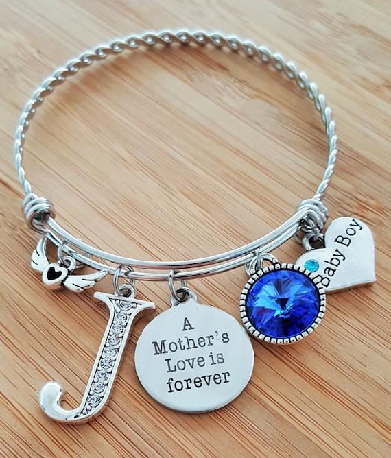 Miscarriage Bracelet Stillbirth Gift Stillborn Bracelet Stillborn Gift Sympathy Gift In Memory of Baby Loss of a Child Loss of Baby