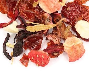 Fruit Medley Herbal Tea loose leaf 5 ounce bag