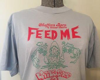 Vintage Little Shop of Horrors / Chaffin's Barn / Vintage Nashville / Rick Moranis / Pop Culture / Little Shop of Horrors / Chaffins Barn