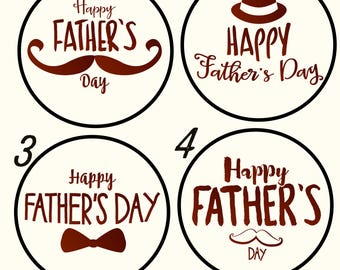 happy fathers day stickers, father day labels, father day, father day custom stickers, fathers day