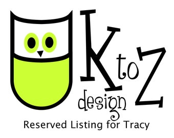 Reserved Listing Tracy