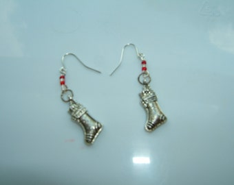 Christmas Stocking Earrings