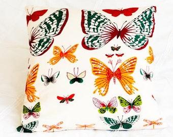 Butterflies Cushion Cover