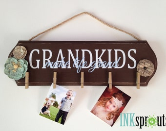WOOD PLAQUE SIGNS