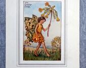 Cowslip Flower Fairy Vint...