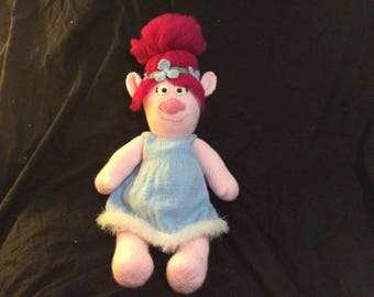 Poppy Troll Doll